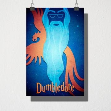 Poster A3 Dumbledore