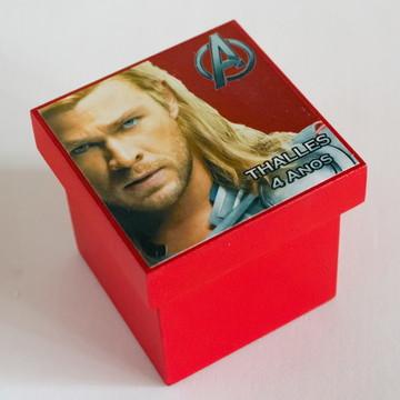 Lembrancinha MDF Thor