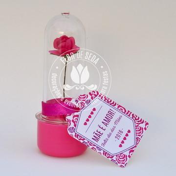 Lembrancinha Mini Rosa Dia Mães