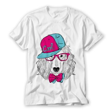 Camiseta Dog Estiloso