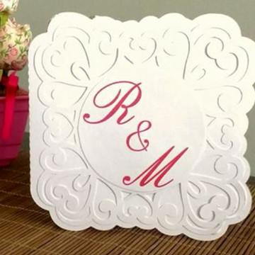 Convite Casamento Fantastic Love