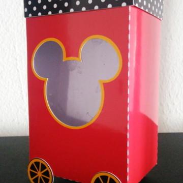 Carrinho de pipoca - Mickey
