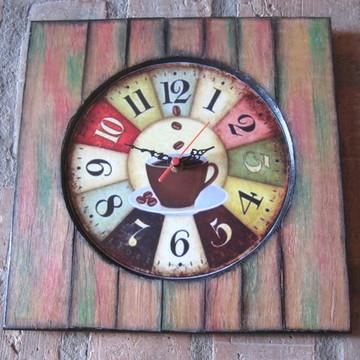 Relógio de Perede - Café