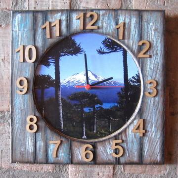 Relógio de Parede - Pinheiros