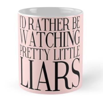Caneca Pretty Little Liars 10