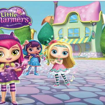 Painel Little Charmers G - Frete Grátis