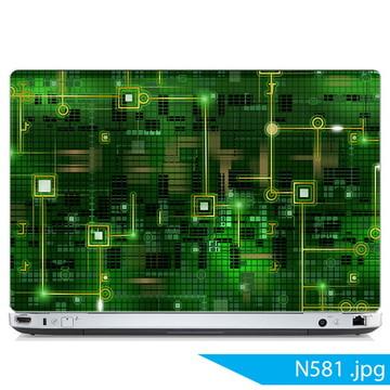 Adesivo Skin notebook Circuitos