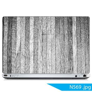 Adesivo Skin notebook madeira