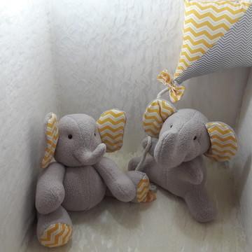 Elefante para nicho e elefante com pipa
