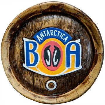 TAMPA DE BARRIL GRANDE - Cerveja Boa