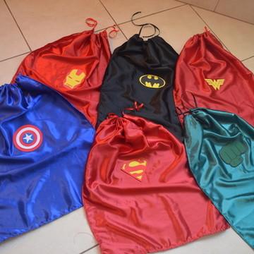 lembrancinha super herois vingadores