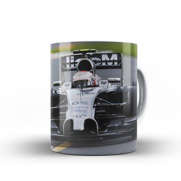 Caneca Team Mclaren F1