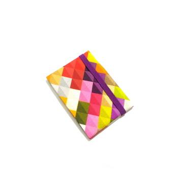 Mini Carteira - Geométrico Color