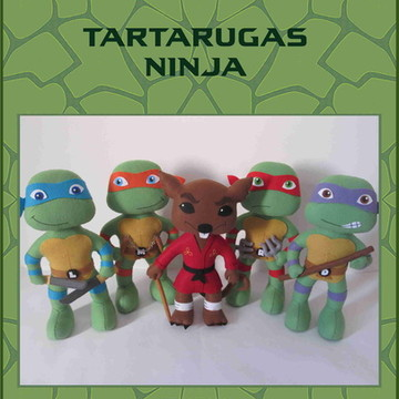 Apostila Digital Tartarugas Ninjas