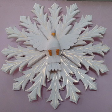Divino Espírito Santo 55X55 - 2 Camadas