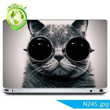 Adesivo Skin notebook gato