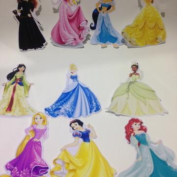 Princesas e Príncipes Disney