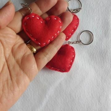 Chaveirinho Coração