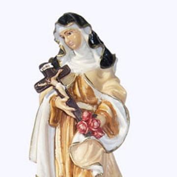 Imagem Santa Terezinha 20cm