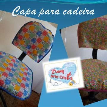 Moldes e projeto Capa para cadeiras