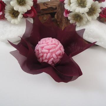 Forminha para doces em tecido