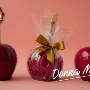 Maçã do Amor - Donna Maçã