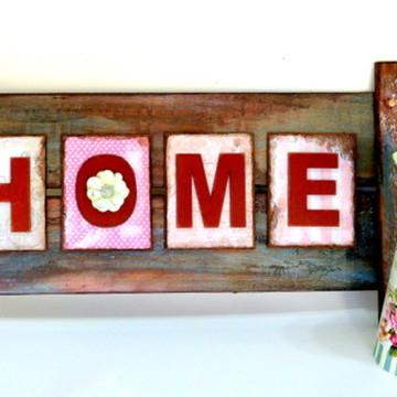 Porta chaves HOME - UNIDADE