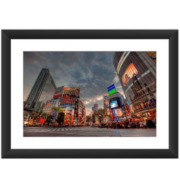 Quadro Tokio Cidade Japao Decoracao Asia