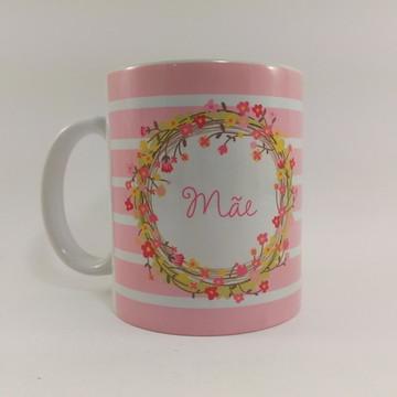 Caneca Dia das Mães