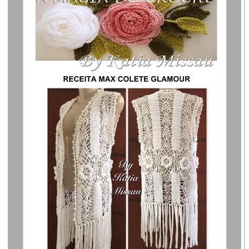 Receita Max Colete Glamour - PDF