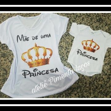 Camisetas Estampadas tema Princesa