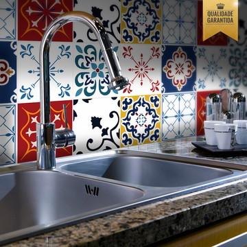 Adesivo de azulejo mix cozinha