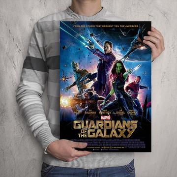 Quadro Guardiões da Galáxia