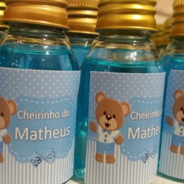 Lembrancinha Maternidade Aromatizador Ursinho - 50 unidades
