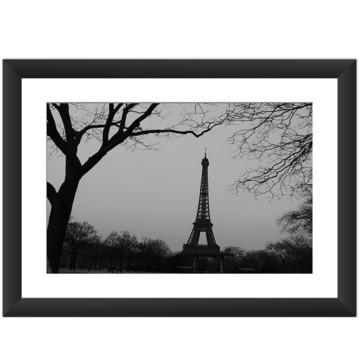 Quadro Torre Eiffel Retro Decoracao Casa