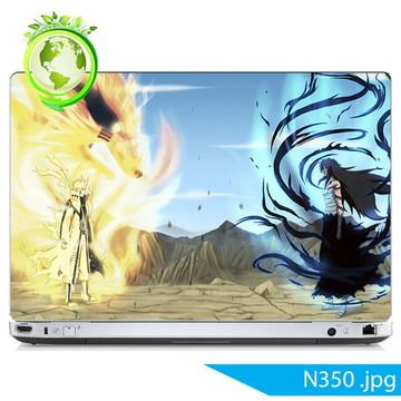 Adesivo Skin notebook Naruto