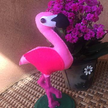 Flamingo pequeno para mesa