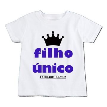 Camiseta Filho Único