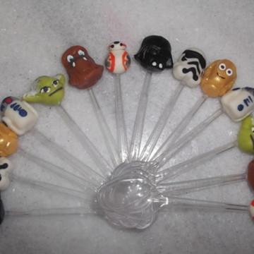 Mini colher Star Wars