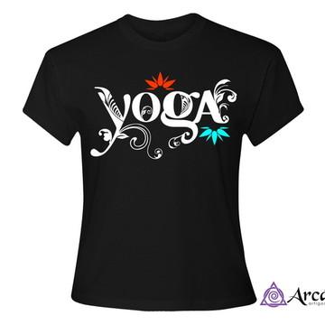 Baby Look Yoga - Preta