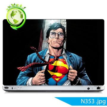 Adesivo notebook Superman