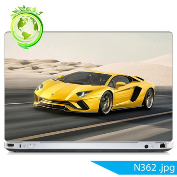 Adesivo notebook Lamborghini