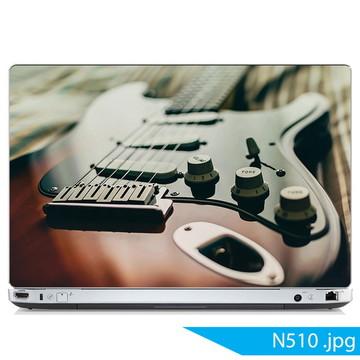 Adesivo notebook Guitarra