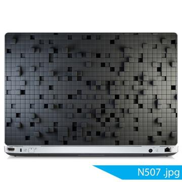 Adesivo notebook Cubos 3d