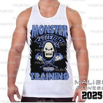 d9426eac4 Regata Masculina Academia Skeletor Gym