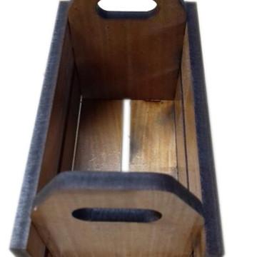 Porta Sachês Caixa de Frutas IMBUIA