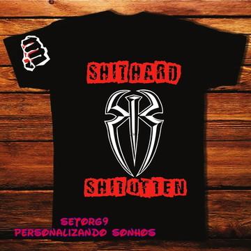 camiseta Roman Reigns