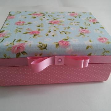 Mini caixa para biju