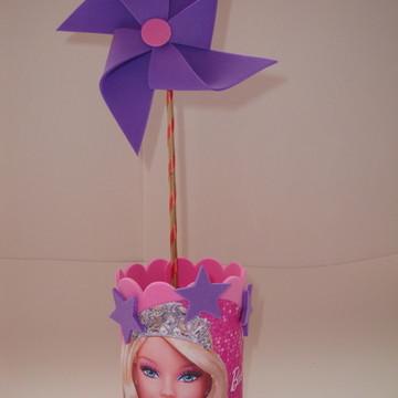 Centro de mesa Barbie