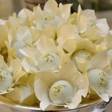 1000 forminhas flor para doces finos